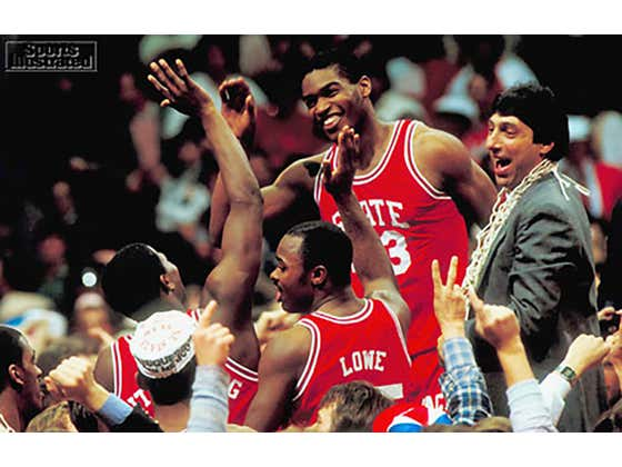 On This Date in Sports April 4, 1983: NC State at the Buzzer