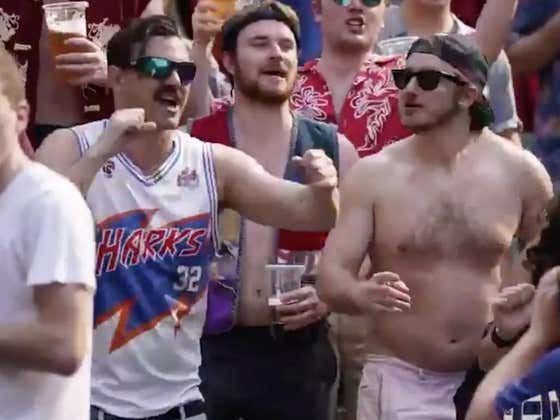 Last Year this Time I was Getting ZOOTED at HK 7s with my Pal PFT Commenter