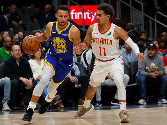 Trae Young Says He'll Be A Better Shooter Than Steph Curry In A Year