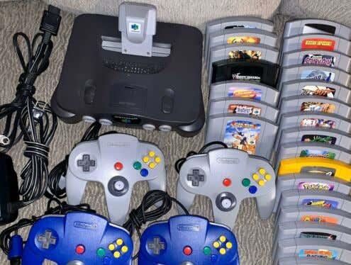 I'm In The Market For A New Nintendo 64, And The Best 5 Game Bundle You Can Concoct