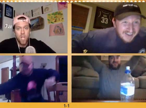 "A Fall River, MA vs Buffalo, NY Showdown In ""Bat Flips"" On Social Distancing: The Game Show"