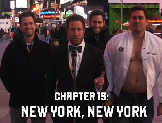 "The Barstool Documentary Series | Chapter 15 ""New York, New York"""