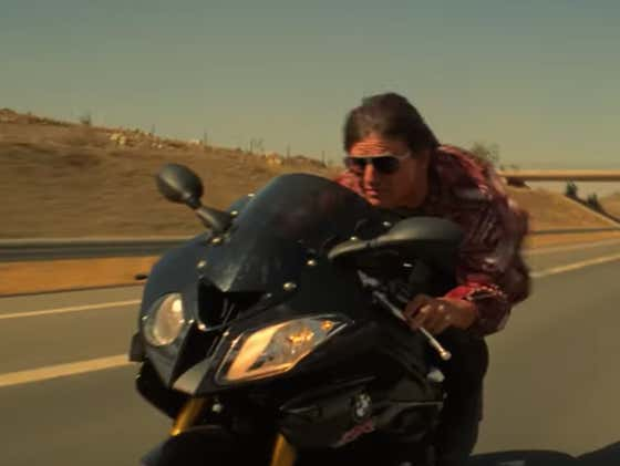Dude Caught Speeding On His Motorcycle Going 130 MPH Said He Thought He Could Outrun Coronavirus By Going Faster Than It
