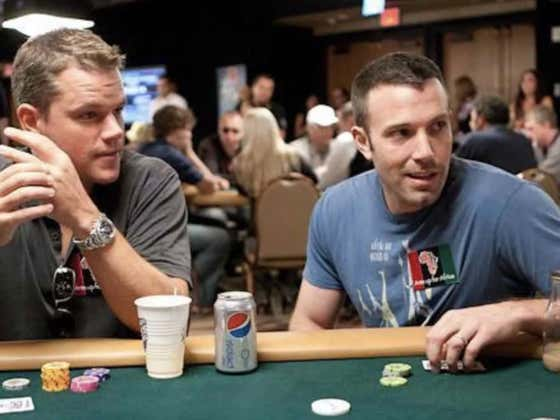 Ben Affleck, Tom Brady, Jon Hamm And A Bunch of Other A-Listers Are Playing In a High Stakes, Live Streamed Charity Poker Tournament Tomorrow