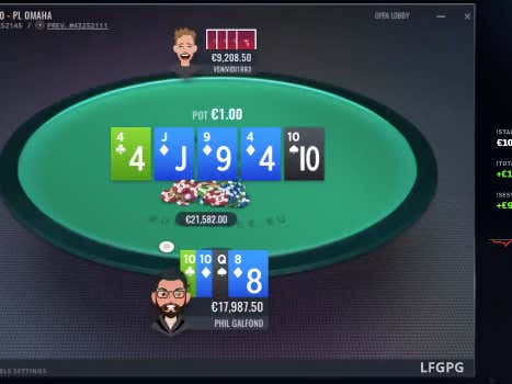 After Being Down Over €900,000 Phil Galfond Completed The Biggest Comeback In Poker/Easter History