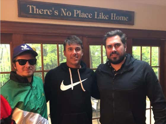 PMT: Brooks Koepka, Mt Flushmore Of Appetizers, + Deep Dive On Cryptic Zoology