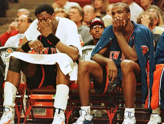 GOOD, GREAT, GRAND! Charles Oakley Somehow Made Quarantine Worse By Saying Patrick Ewing Held The 90s Knicks Back