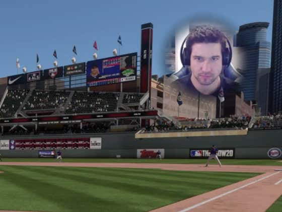 Streaming With Yankees Pitcher Tommy Kahnle On MLB The Show!