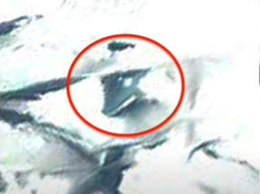 Silver Lining To Global Warming: People Are Now Using Google Earth To Find UFOs In Antarctica
