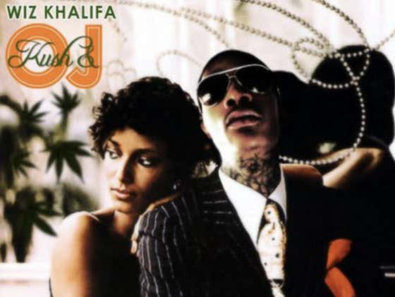 "Happy 10 Year Anniversary To Wiz Khalifa's ""Kush & OJ"""