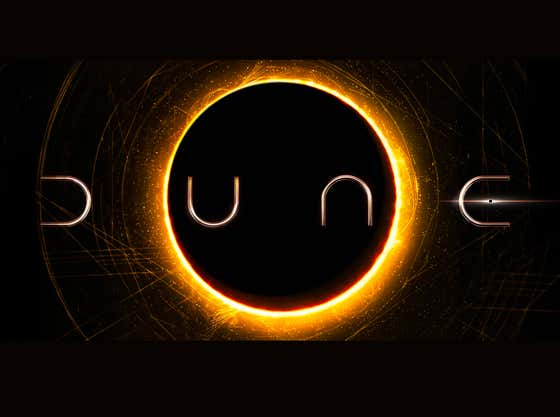 'Dune' First Look Images Have Me PUMPED For The Movie