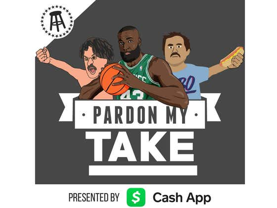 PMT: Kendrick Perkins, Top 10 QB's Of All Time, + Mt Flushmore of Places To Be Drunk