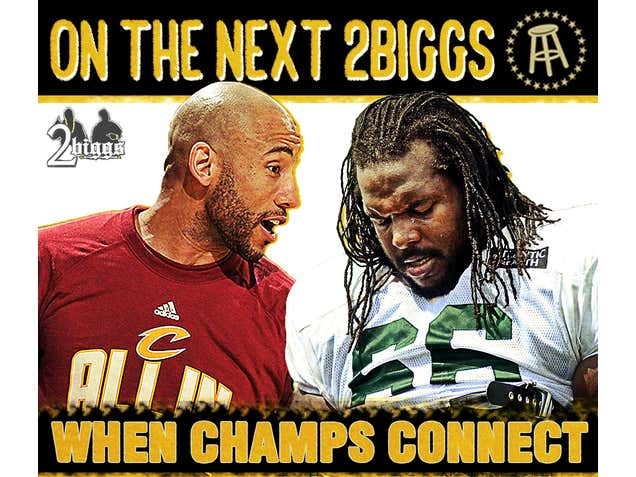 2Biggs EP 1 Catch Up + EP 2 Preview with Dahntay Jones