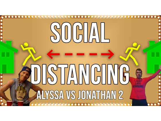 Social Distancing: The Game Show - The First Ever Rematch