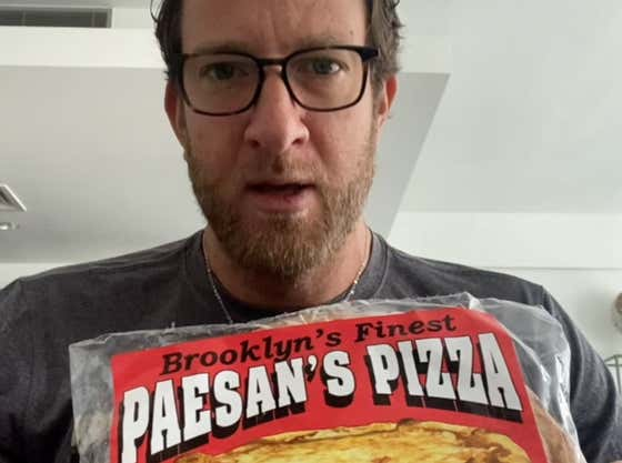 Barstool Frozen Pizza Review - Paesan's Pizza (Albany) presented by Death Wish Coffee