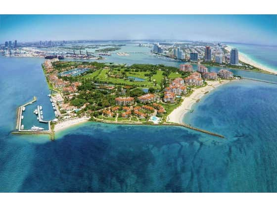 States Still Can't Get Coronavirus Testing Kits, But It's No Problem For Rich People On Fisher Island, FL