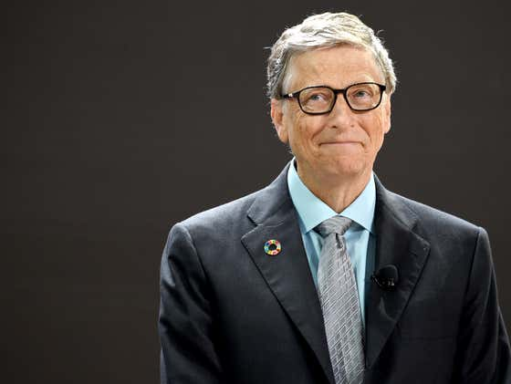 Bill Gates Has Been Stockpiling Food for a Pandemic For Years Now