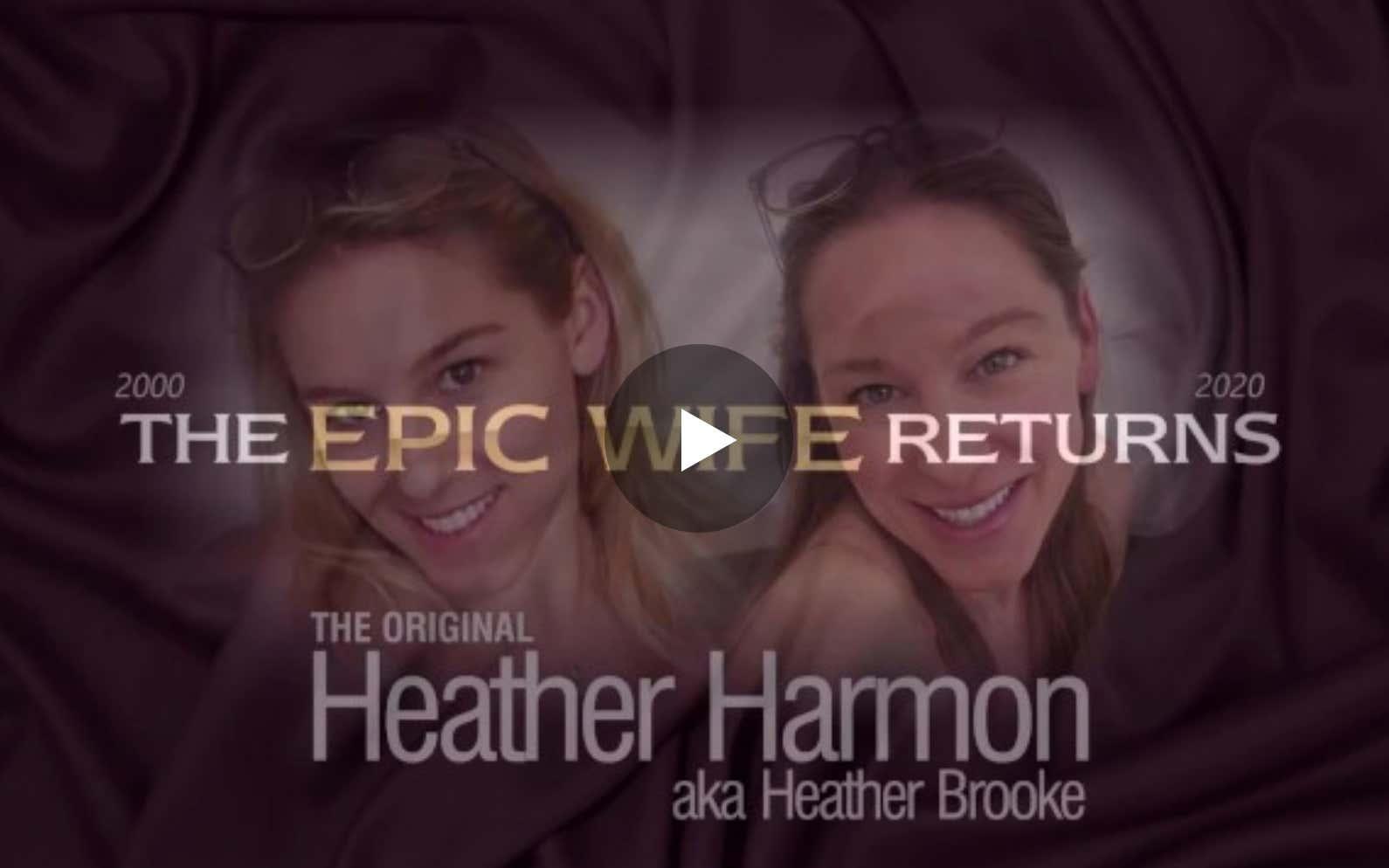 Heather Brooke Divorced