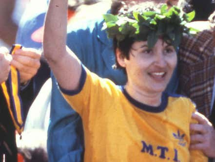 On This Date in Sports April 21, 1980: Rosie Ruiz