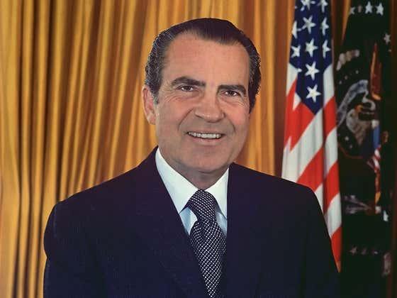 New Jersey Generals Owner Donald Trump Once Got Insightful Football Advice From ... Richard Nixon