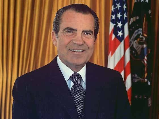 Tin Foil Tuesday: Did Richard Nixon Use Weed To Combat The Hippies?