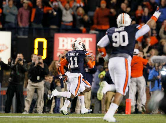 What Are the Most Memorable Plays From the Last 20 Years of SEC Football?