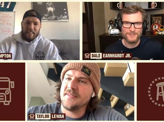 FULL VIDEO: Bussin' With The Boys - Dale Earnhardt Jr.