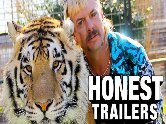 Tiger King Got The Honest Trailers Treatment