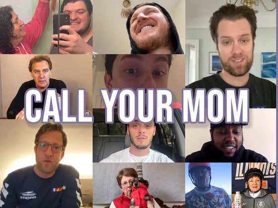 Get To Know The Barstool Moms - The Most Touching, Heartfelt Piece of Content You'll See Today #CallYourMom