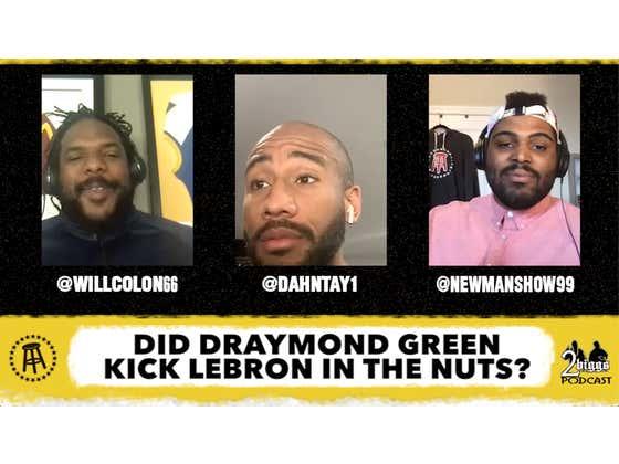 NBA Champion Dahntay Jones on Jordan, Kobe, LeBron & Fatherhood [FULL VIDEO] - 2Biggs Podcast