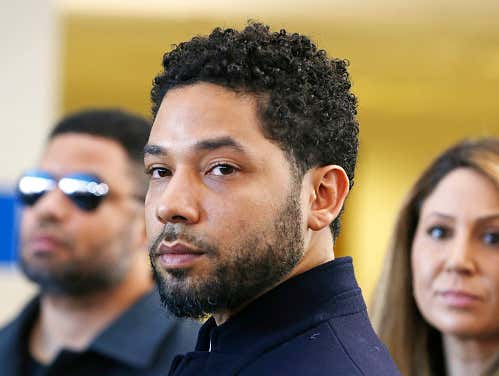HUGE NEWS: Jussie Smollett's Countersuit Against Chicago PD Is DROPPED!!!