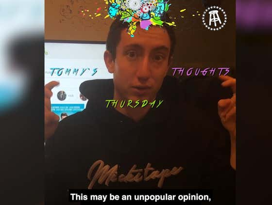 Tommy's Thursday Thoughts: Vol. 65 - I Like Commercial Breaks