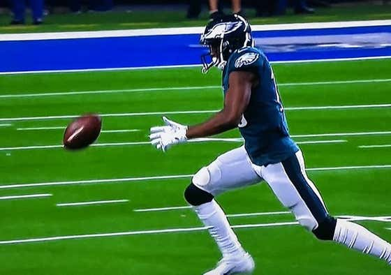 An Infuriating Compilation Of Philadelphia Eagles Dropped Passes Taking You Into Draft Night