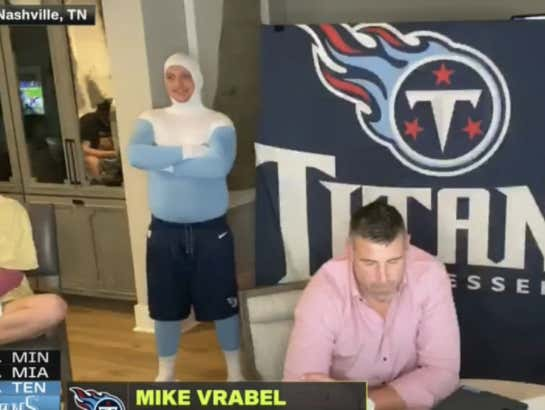 THERE HAS BEEN AN INCIDENT AT THE VRABEL RESIDENCE