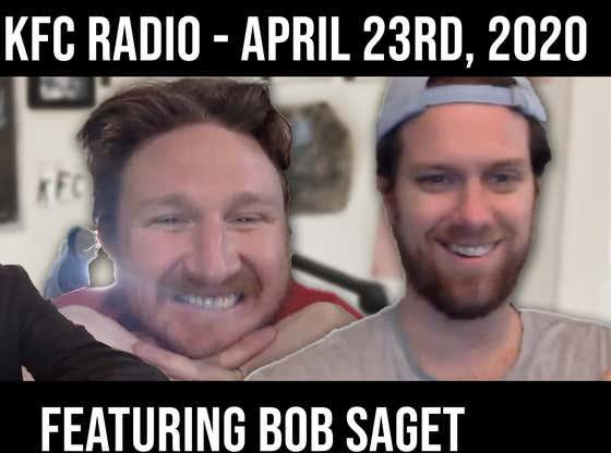 KFC Radio: America's Dad Bob Saget Returns, AITA Dating My Ex's Dad, and Quarantine Silver Linings