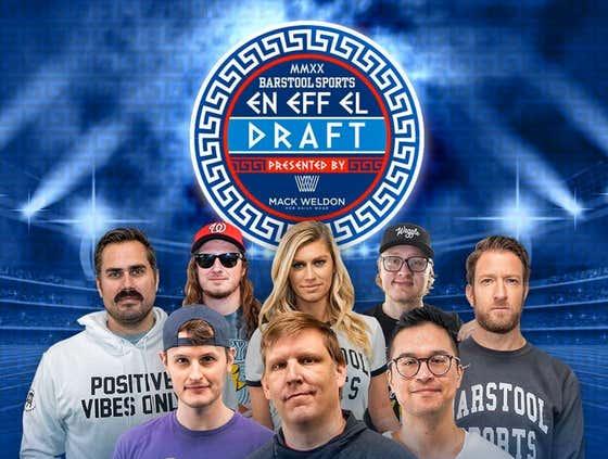 FULL REPLAY: En Eff El Draft Show presented by Mack Weldon
