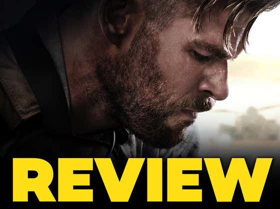 Netflix's New Chris Hemsworth Action Movie Is Actually Pretty Awesome