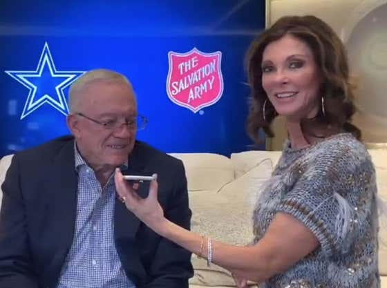 This Is An Incredibly Powerful Photo Of Jerry Jones