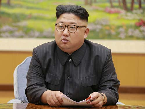 REPORT OF REPORTS OF REPORTS: North Korean Supreme Leader Kim Jung-Un Is Confirmed MAYBE Dead