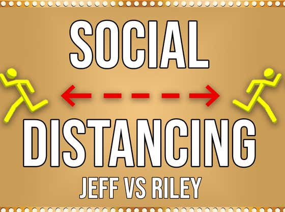 Social Distancing: The Game Show Episode 20- The Squirrels Ate The Internet Again