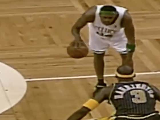 Happy Anniversary To One Of Paul Pierce's Best Moments As A Celtic