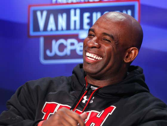 Deion Sanders Refused to Take a Test for an NFL Team With the 12th Pick Because It Wasn't Worth His Time