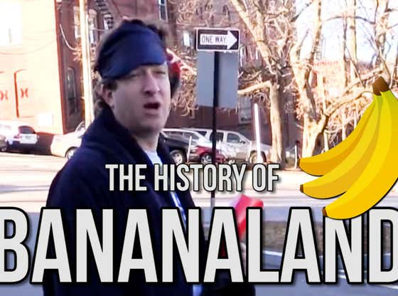 "Stool Slang Season 2 Episode 2: The History of ""Bananaland"""