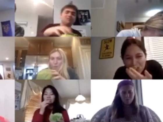 Lettuce Club Meetings Are The Only Zoom Meetings That Matter