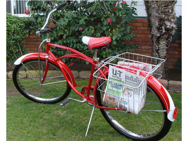A Story for the Common Man: The Paperboy Delivers