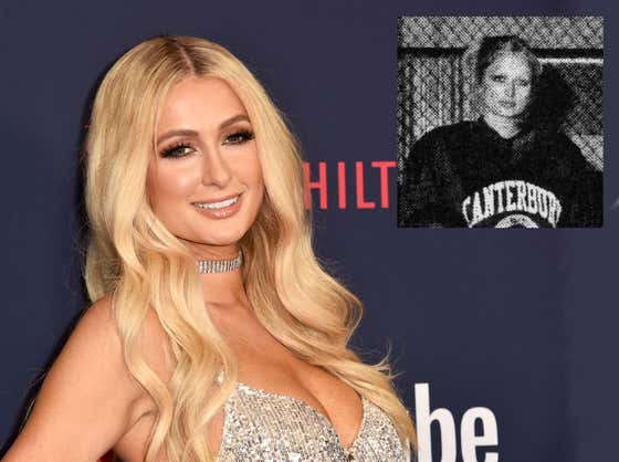 That's Hot: Paris Hilton Played Hockey In High School And Now We Need To Get Our Hands On Those Scoresheets