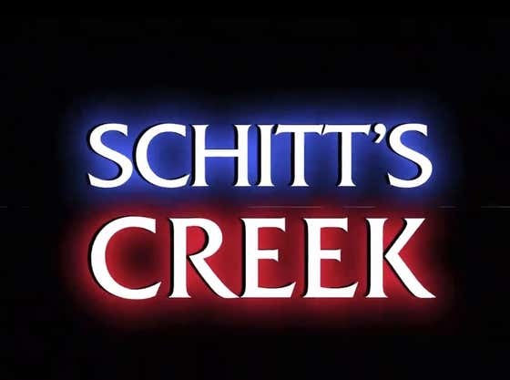 Somebody Made Law & Order-Themed Intro To Schitt's Creek And It's Superb
