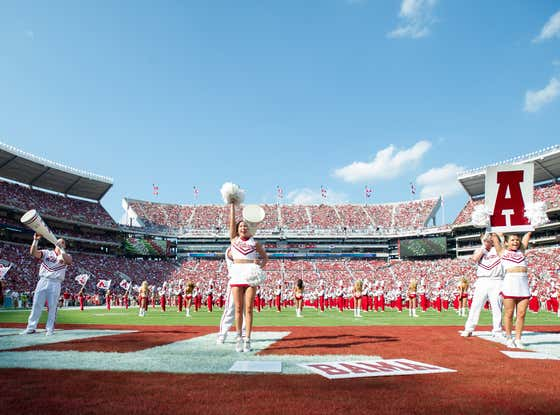 University of Alabama President Says There Will Be a College Football Season This Fall