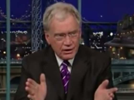Taking You Into The Weekend With Letterman Shitting On Leno For The Conan Fiasco