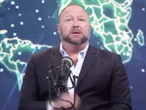 Alex Jones Goes On All Time Rant, Says He Is Prepared To Eat His Neighbors Ass
